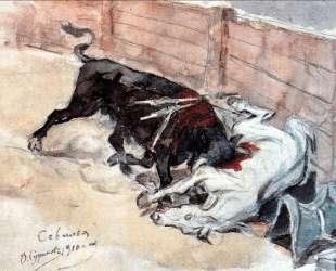 Севилья. Бой быков. — Василий Суриков