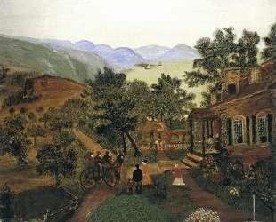 Shenandoah Valley (1861 News of the Battle) — Бабушка Мозес