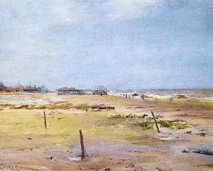 Shore Scene — Уильям Меррит Чейз