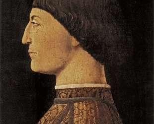 Сигизмондо Малатеста — Пьеро делла Франческа