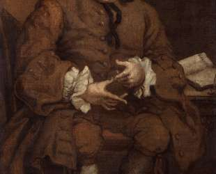 Simon Fraser, 11th Baron Lovat — Уильям Хогарт