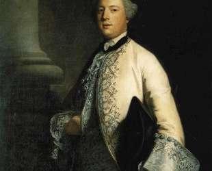 Sir John Molesworth — Джошуа Рейнольдс