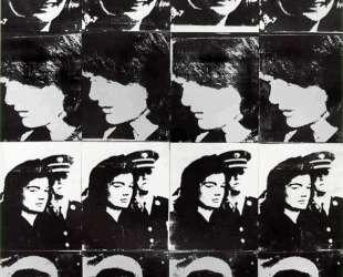 Sixteen Jackies — Энди Уорхол