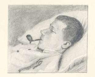 Skalon resting — Николай Рерих