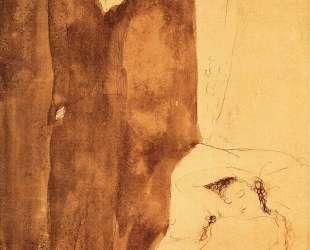 Sleeping nude — Пабло Пикассо