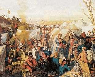 Солдаты Екатерины II — Александр Бенуа