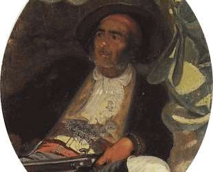 Испанец — Григорий Мясоедов