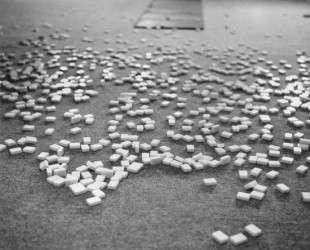 Spill (Scatter Piece) — Карл Андре