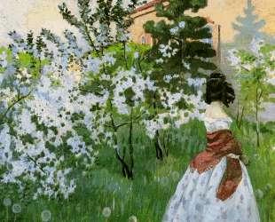 Весна — Виктор Борисов-Мусатов