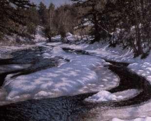 Spring Thaw — Ричард Уитни