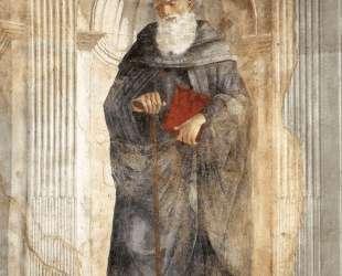 St. Antony — Доменико Гирландайо