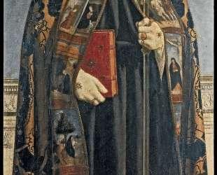 Св. Августин — Сандро Ботичелли