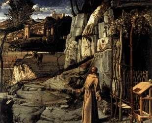 Экстаз Св. Франциска — Джованни Беллини