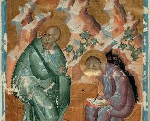 Евангелист Иоанн — Андрей Рублёв