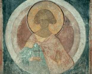 Святой Лавр — Андрей Рублёв