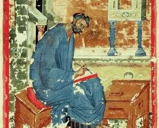 Евангелист Марк — Андрей Рублёв