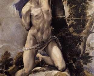 Св. Себастьян — Эль Греко
