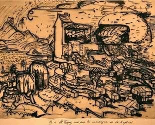 St Tropez — Ганс Гофман