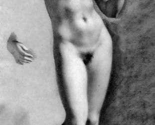 Standing Female Nude — Пьер Поль Прюдон