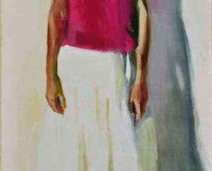 Standing girl — Панаиотис Тетсис