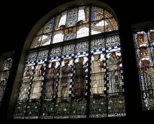 Steinhoch church in Vienna — Коломан Мозер
