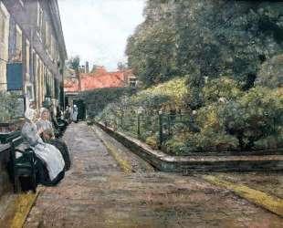 Stevenstift in Leiden — Макс Либерман