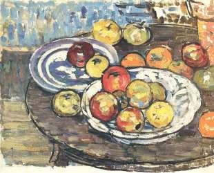 Still Life Apples Vase — Морис Прендергаст
