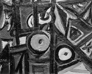 Натюрморт (Композиция №7) — Аршил Горки