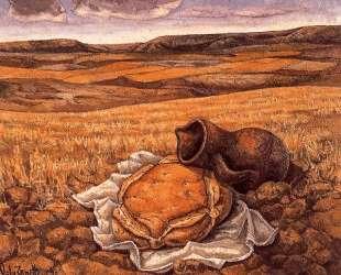 STILL LIFE OF THE EARTH 1978 — Вела Дзанетти