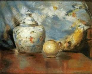 Still Life with Flowers — Эдуар Вюйар