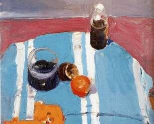 Still Life with Orange Peel — Ричард Дибенкорн