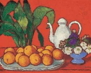 Still Life with Oranges — Йожеф Рипль-Ронаи