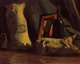 Still Life with Two Sacks and a Bottle — Винсент Ван Гог