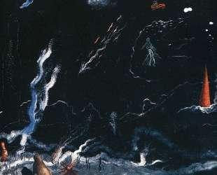Шторм (Черный пейзаж) — Ив Танги