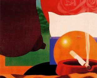 Bedroom Painting #13 — Том Вессельман