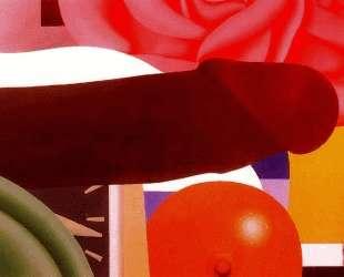 Bedroom Painting — Том Вессельман
