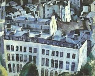 Study for The City — Робер Делоне