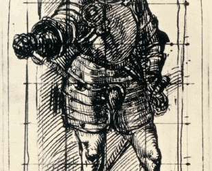 Study for the Duke of Urbino — Тициан