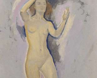 Study for Venus in the Grotto — Коломан Мозер