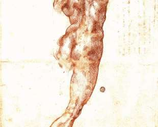 Study to 'Battle of Cascina' — Микеланджело