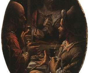 Supper at Emmaus — Йоахим Эйтевал