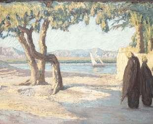 Nile Landscape — Константин Малеас