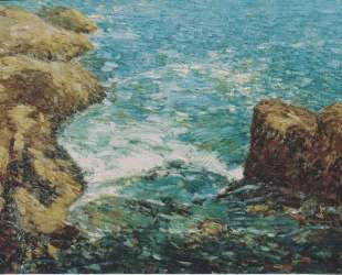 Surf and Rocks — Чайльд Гассам