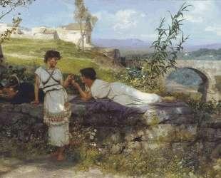 Talisman — Генрих Семирадский