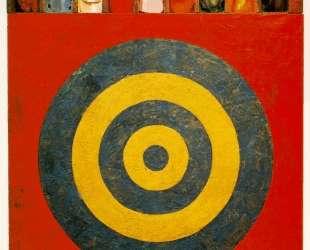 Target with Plaster Casts — Джаспер Джонс