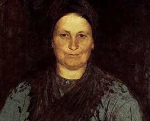 Tatyana Repina, the Artist's Mother — Илья Репин
