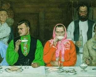Tea Party — Андрей Рябушкин