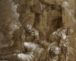 Temptation of St. Anthony — Паоло Веронезе