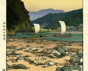 Tenryu River — Тоси Ёсида