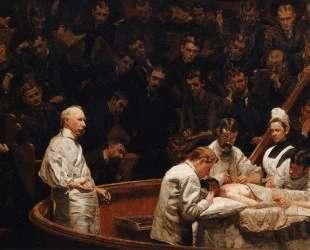 The Agnew Clinic — Томас Икинс